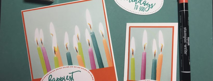 Picture Perfect Birthday Cards Stamped Greetings